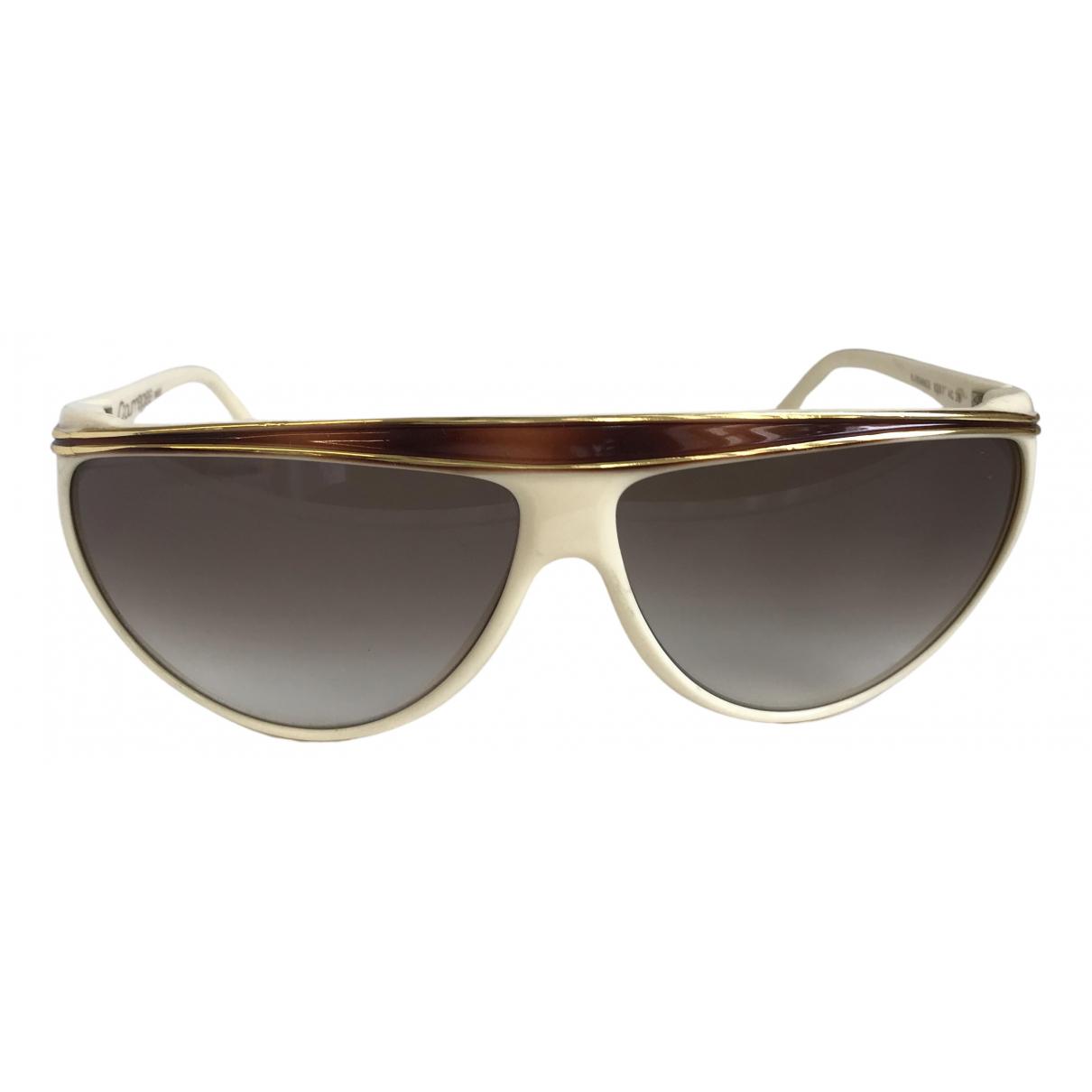 Courrèges N Ecru Sunglasses for Women N