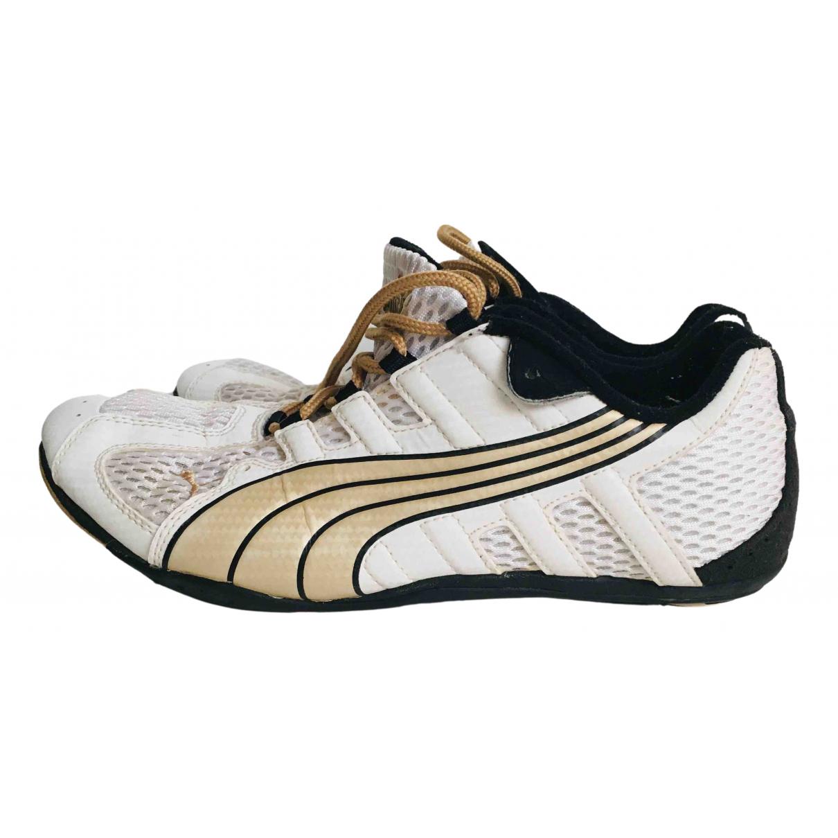 Puma \N Sneakers in  Bunt Leder