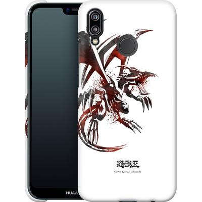 Huawei P20 Lite Smartphone Huelle - Red-Eyes B. Dragon von Yu-Gi-Oh!
