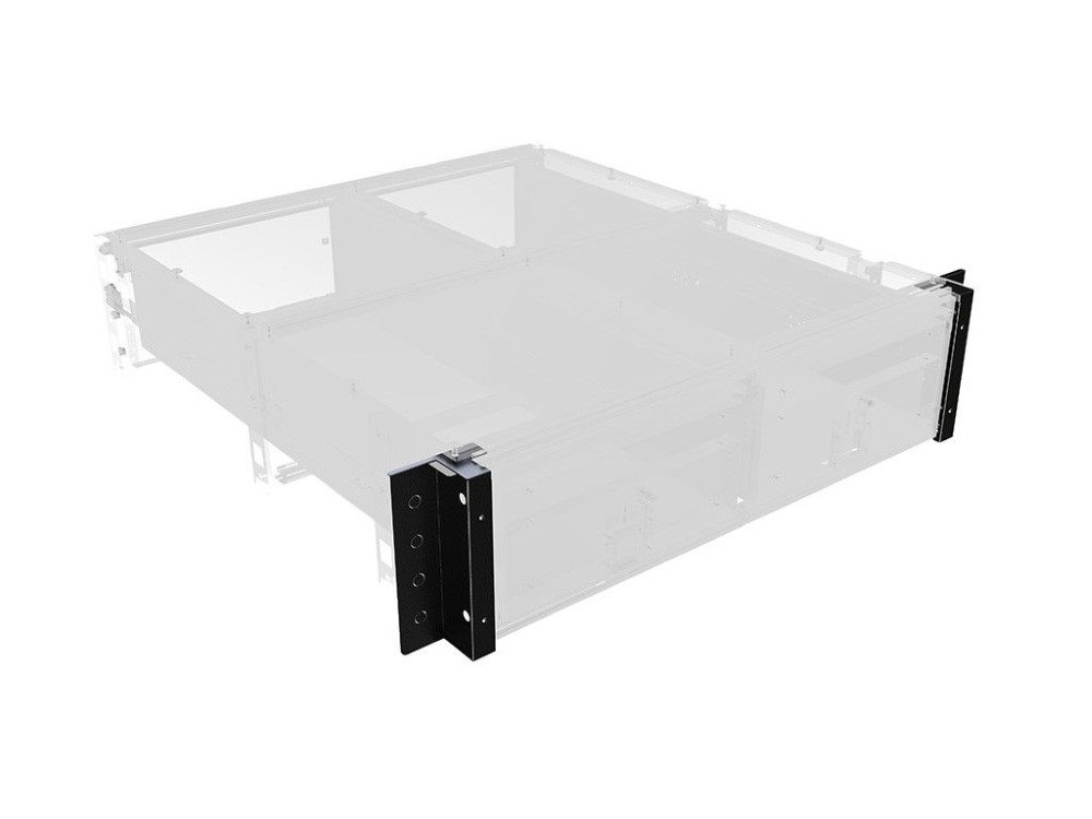 Front Runner SSCA049 Front Face Plate Set for Bakkie Drawers - Large