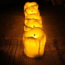 Kerzenformiges Licht 12pcs