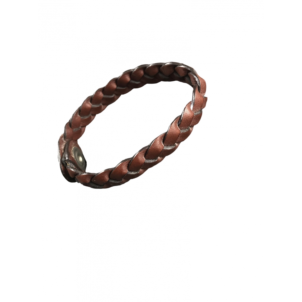 Tods \N Armband in  Braun Leder