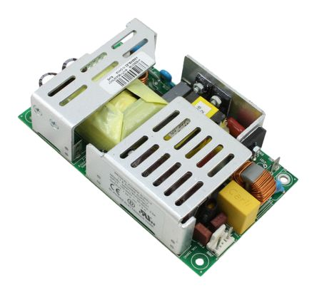 SL POWER CONDOR , 180W Embedded Switch Mode Power Supply SMPS, 24V dc, Open Frame