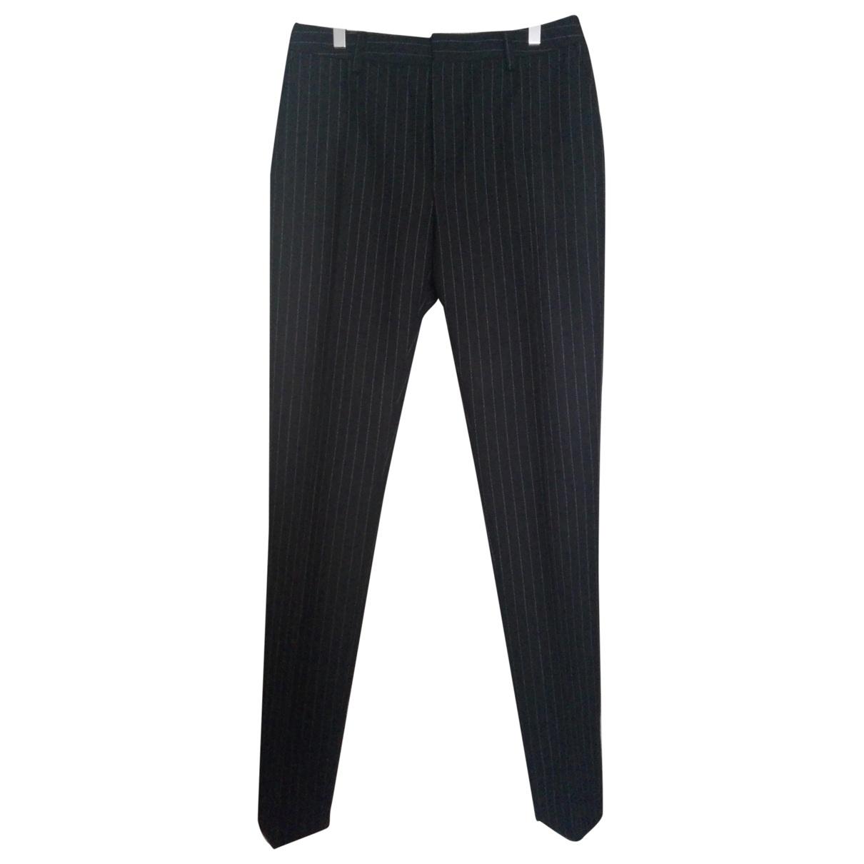 Pantalon pitillo de Lana Saint Laurent