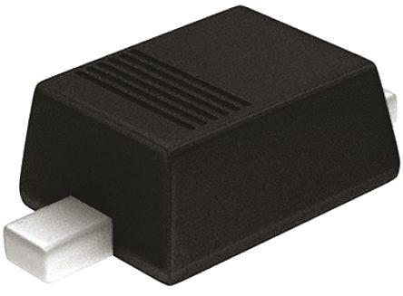 ROHM , 6.2V Zener Diode 200 mW SMT 2-Pin SOD-323 (200)