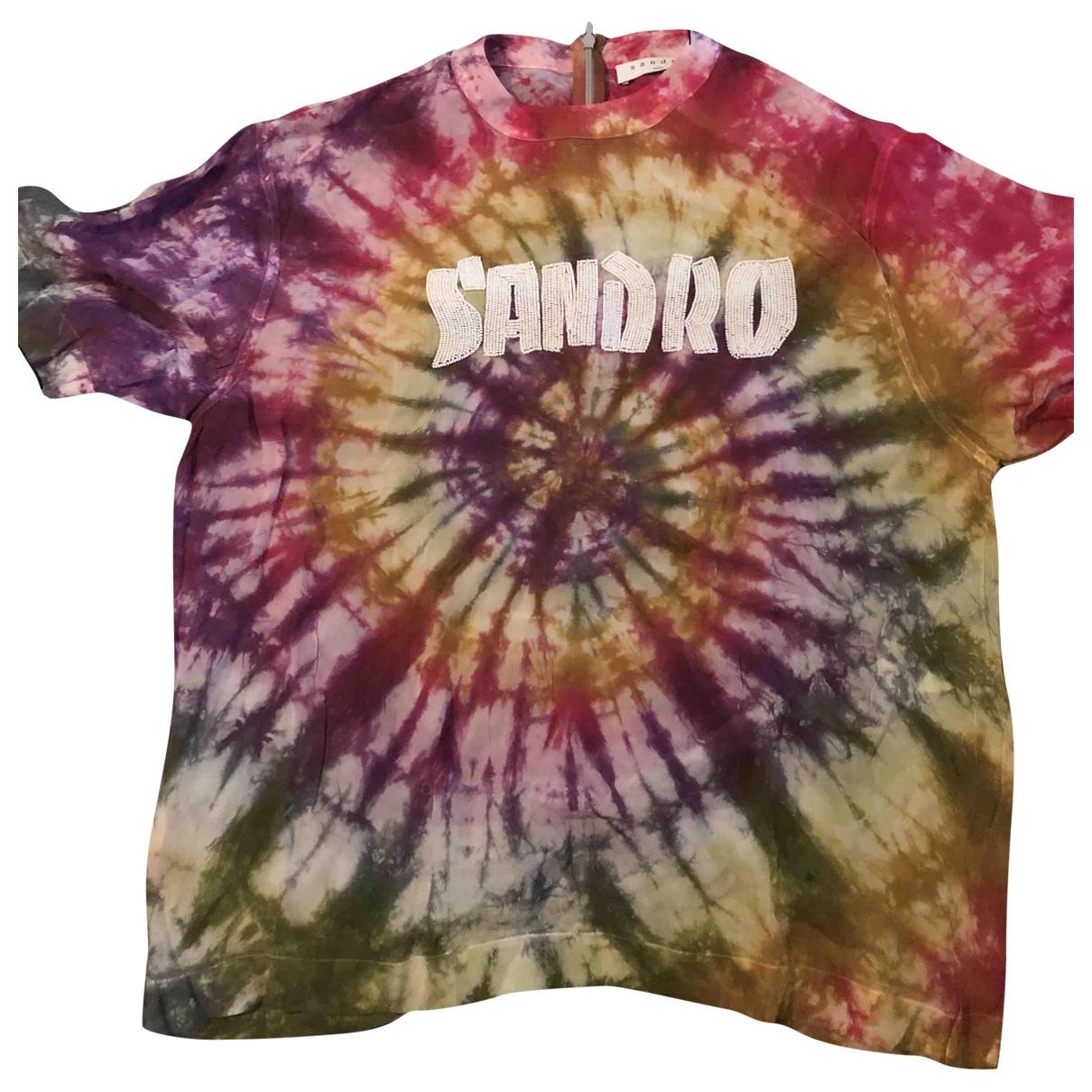 Sandro - Top   pour femme - multicolore