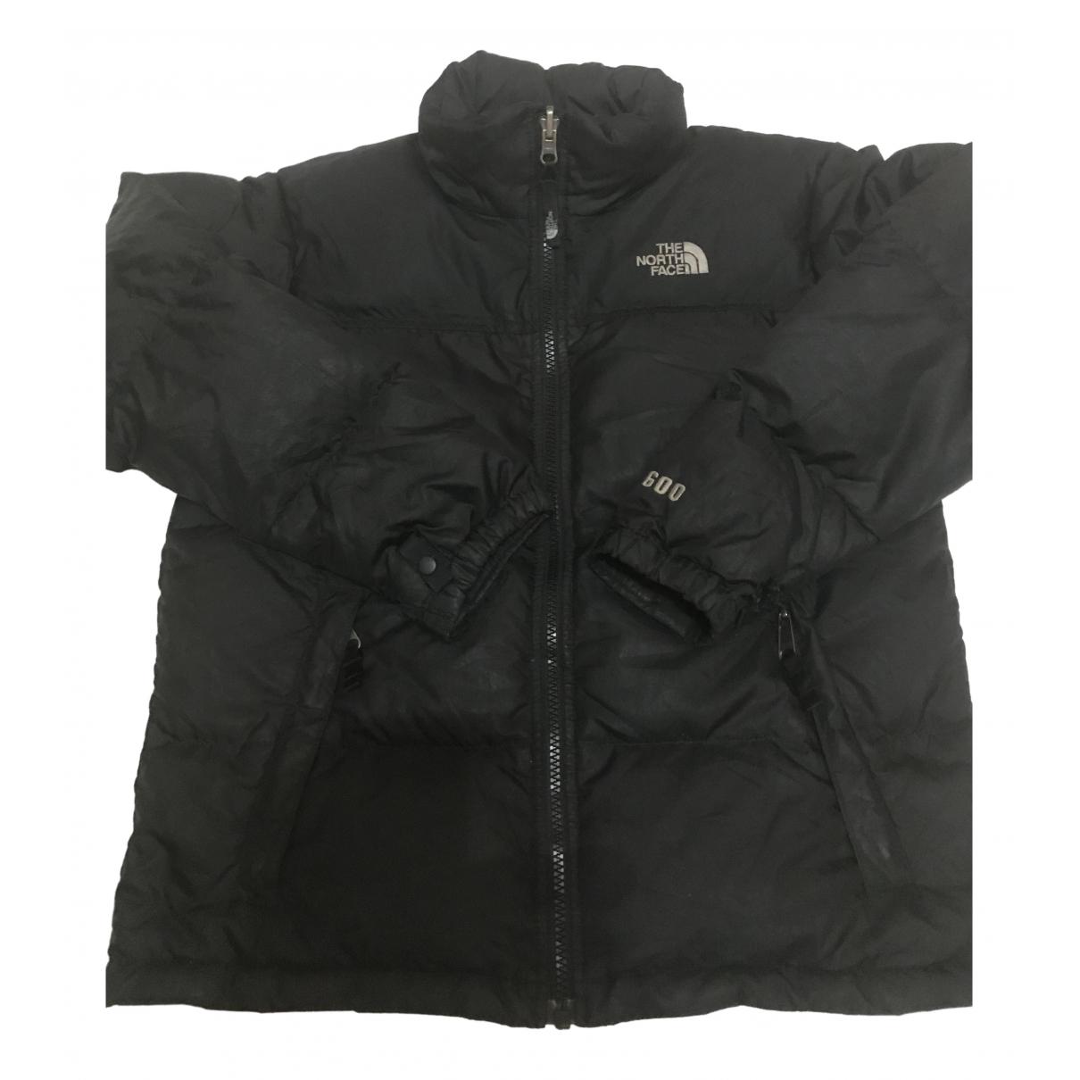 The North Face - Blousons.Manteaux   pour enfant - noir