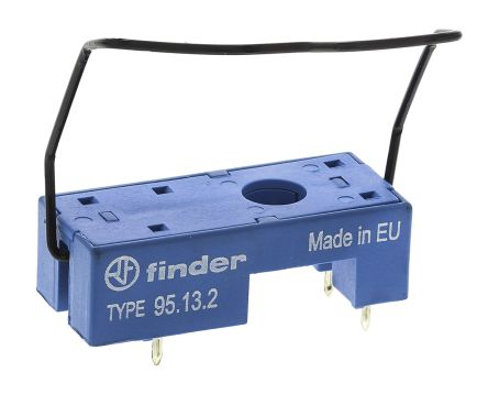 Finder Retaining Relay Clip for use with 40 Series, 41 Series (3)