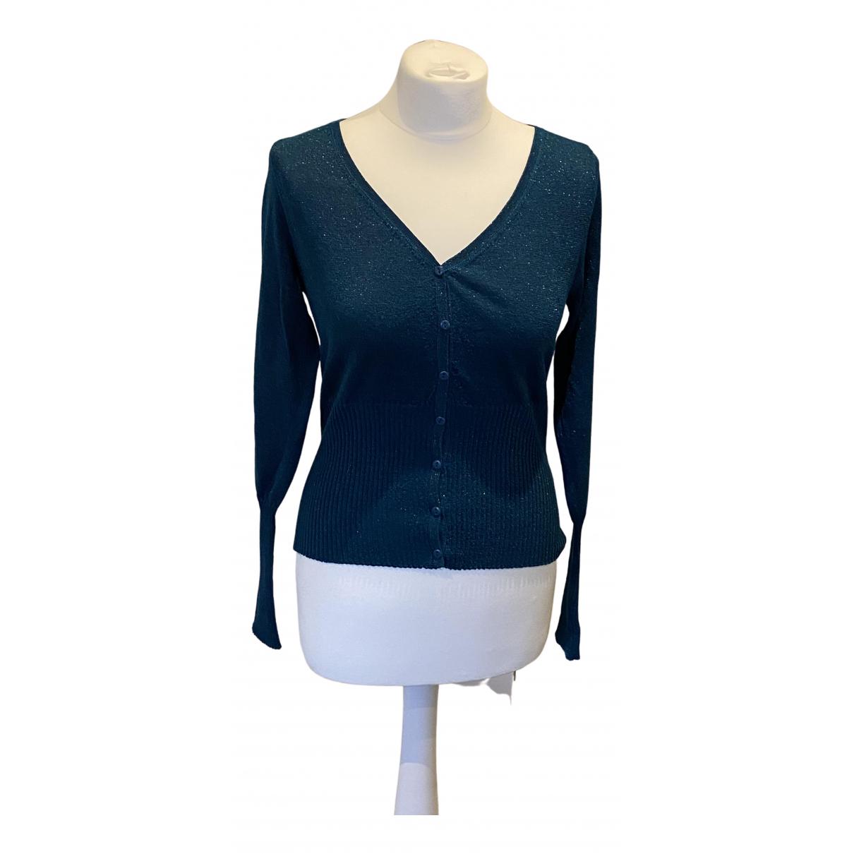 Issa - Pull   pour femme en laine - vert