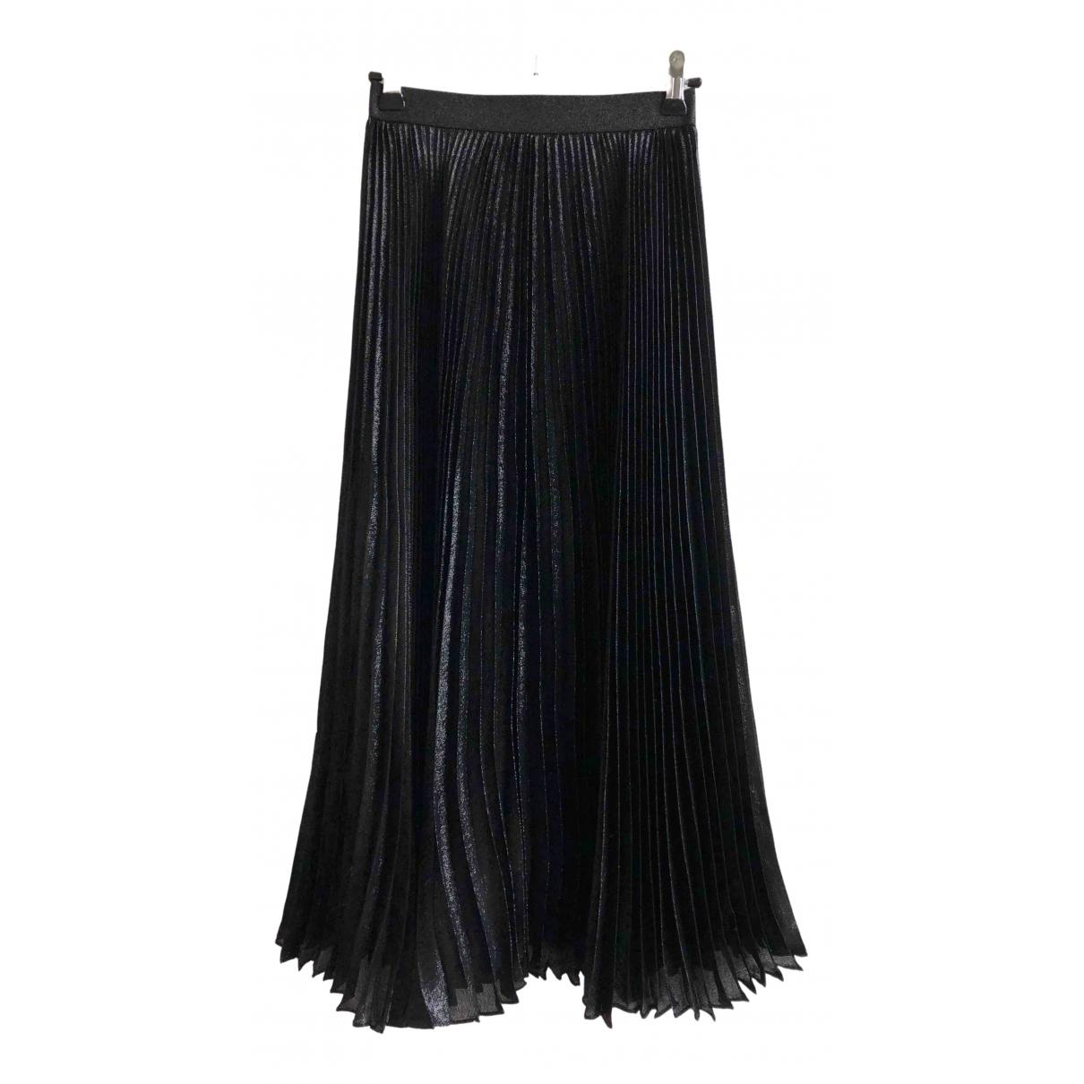 Christopher Kane - Jupe   pour femme en soie - noir