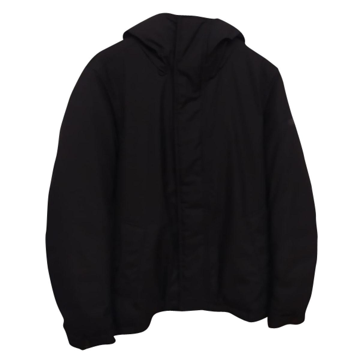 Woolrich \N Black coat  for Men S International