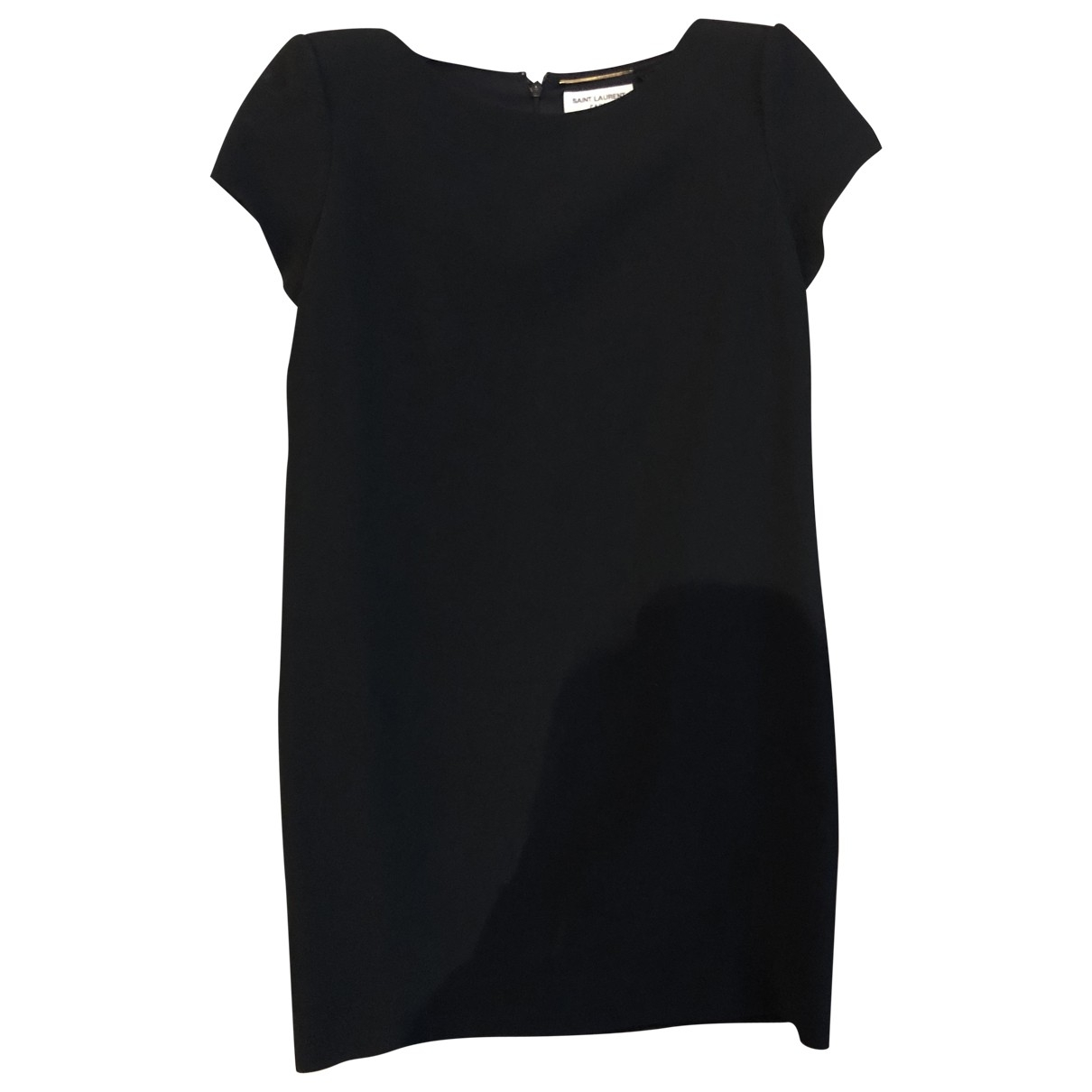 Saint Laurent \N Black dress for Women 38 FR