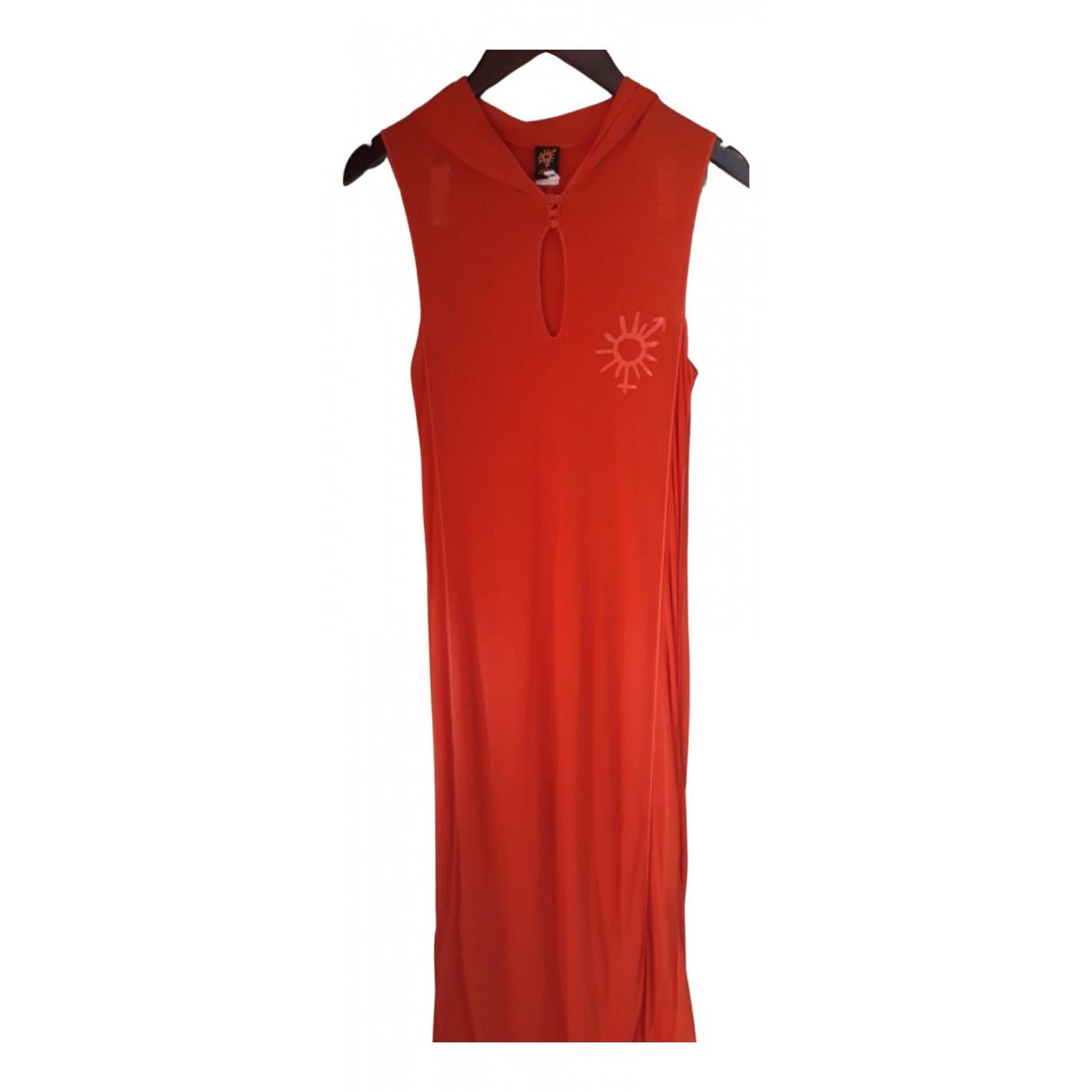 Jean Paul Gaultier \N Orange dress for Women 44 IT