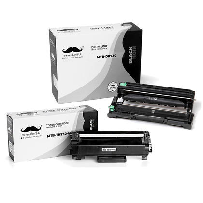 Compatible Brother HL-L2370DWXL Toner and Drum Combo