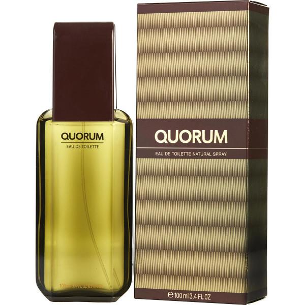 Quorum - Antonio Puig Eau de toilette en espray 100 ML