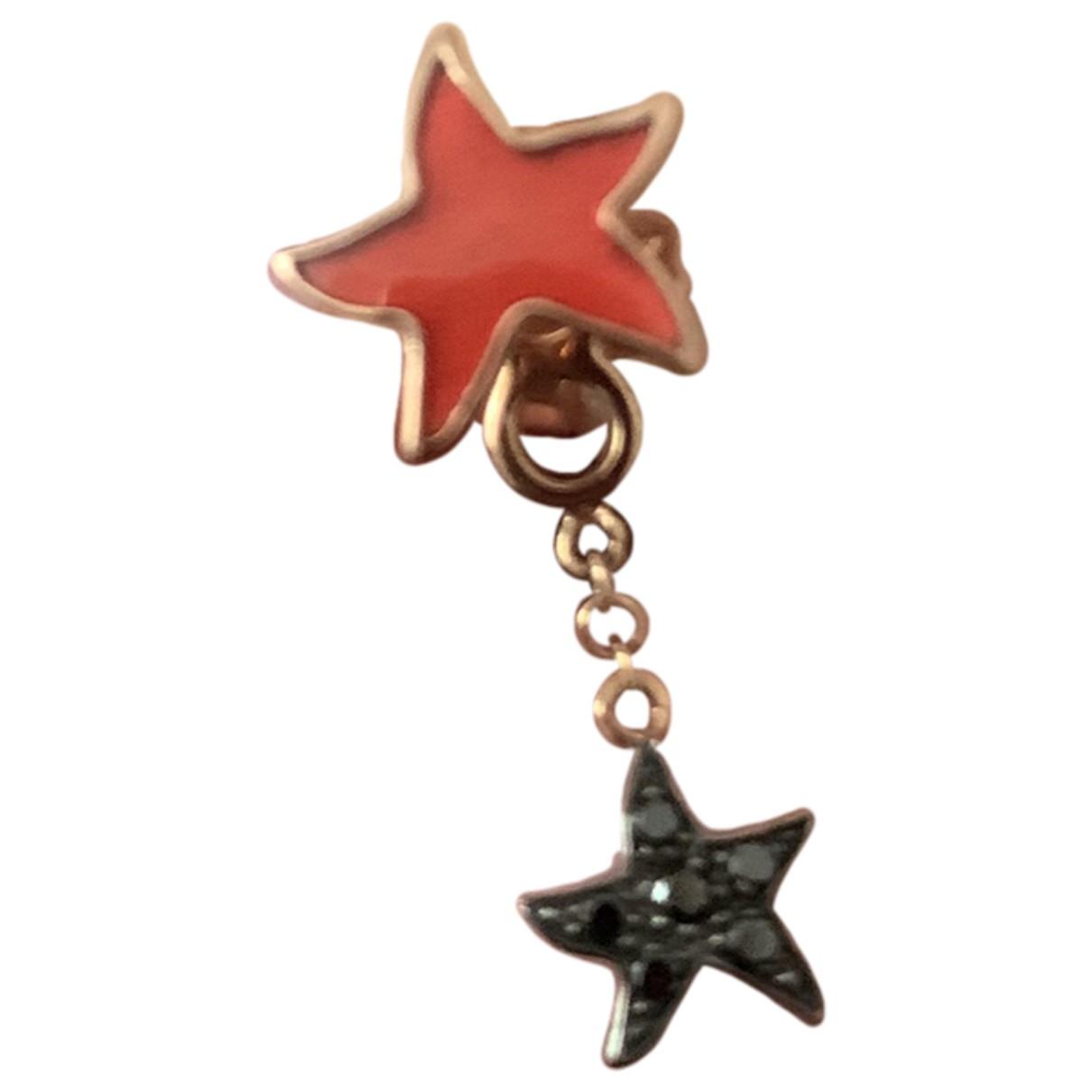 Dodo Pomellato Etoile Red Pink gold Earrings for Women \N