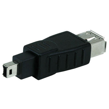 IEEE 1394 6F/4M Adaptor - Monoprice®