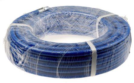 RS PRO Air Hose Blue PVC 13mm x 10m