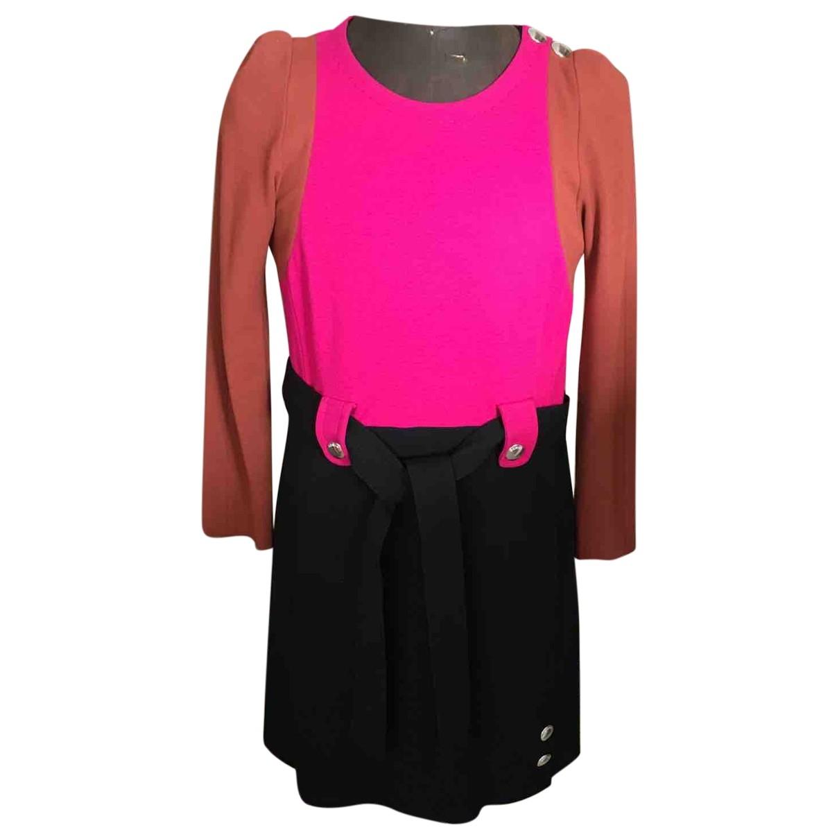 Sonia By Sonia Rykiel \N Kleid in  Bunt Polyester