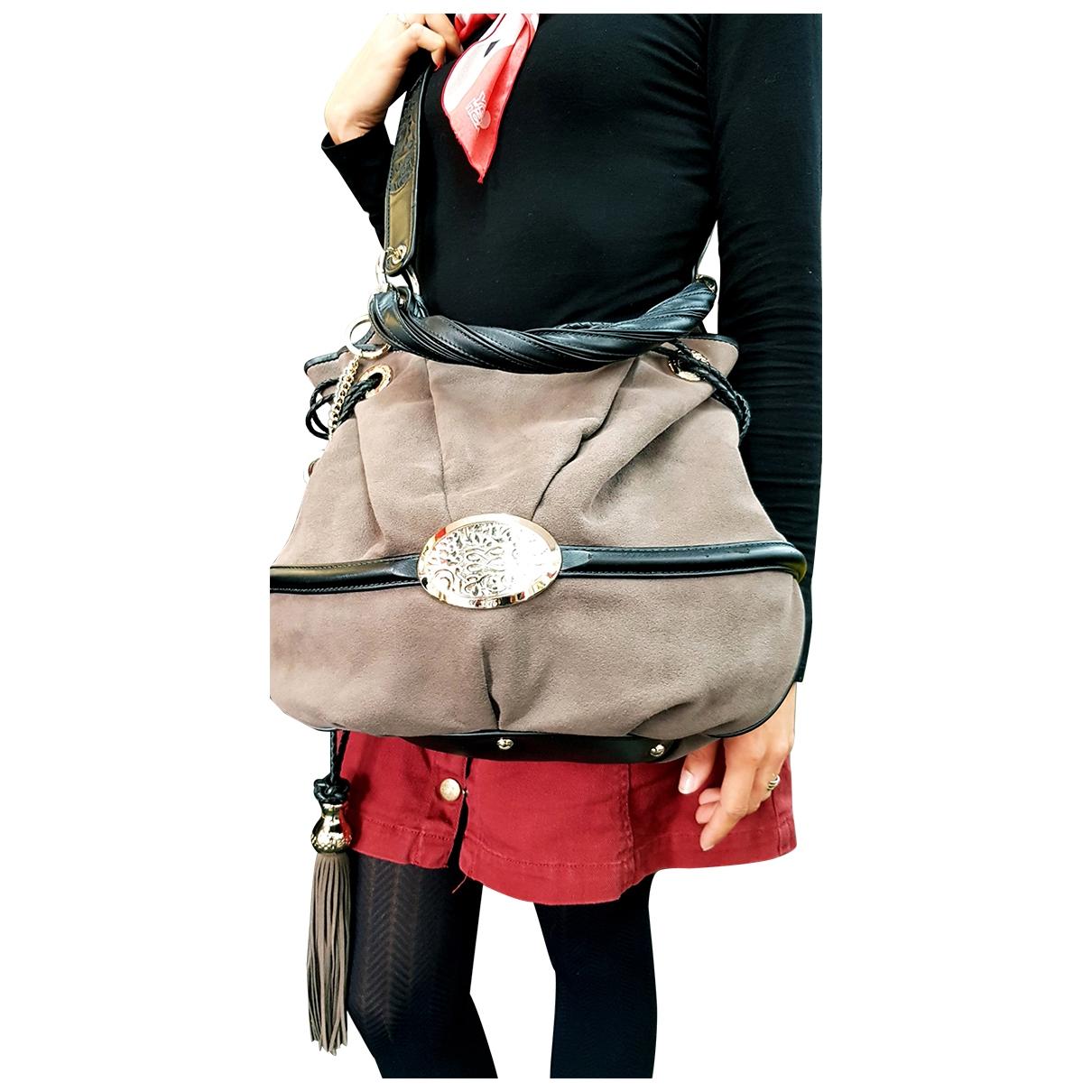 Lancel Brigitte Bardot Brown Leather handbag for Women \N