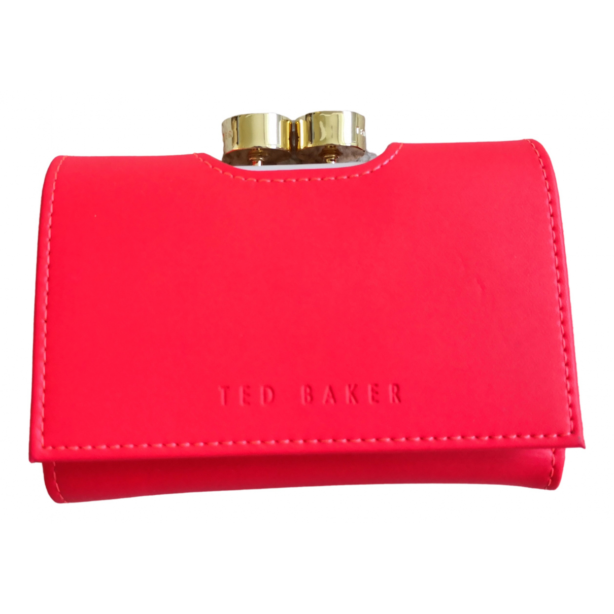 Ted Baker \N Leather Purses, wallet & cases for Women \N