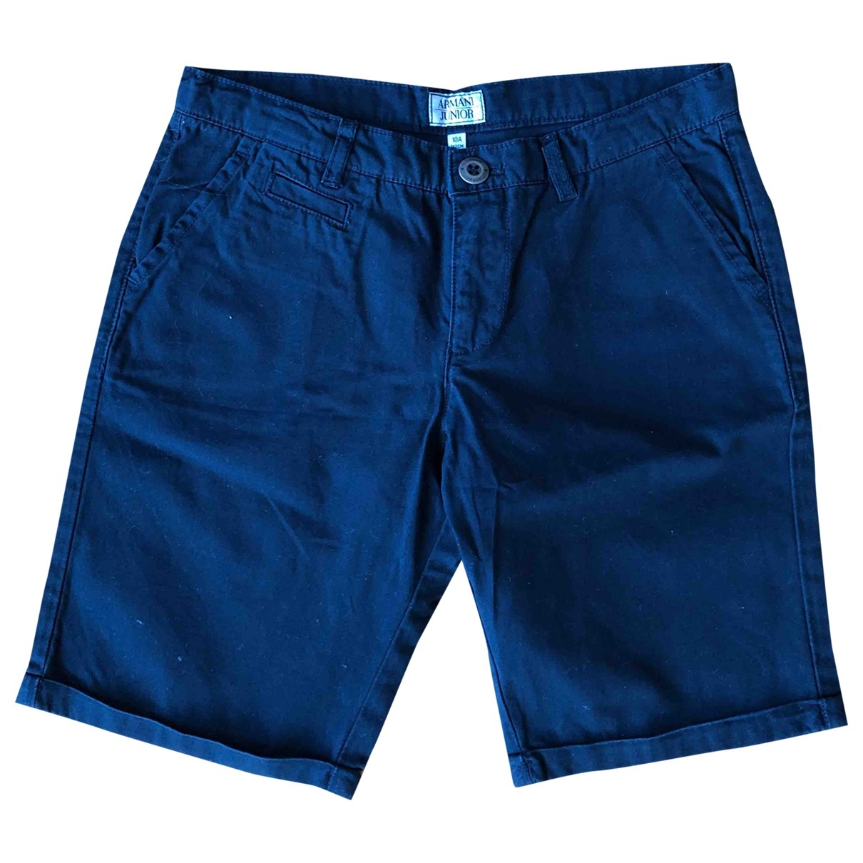 Armani Baby \N Blue Cotton Shorts for Kids 10 years - up to 142cm FR