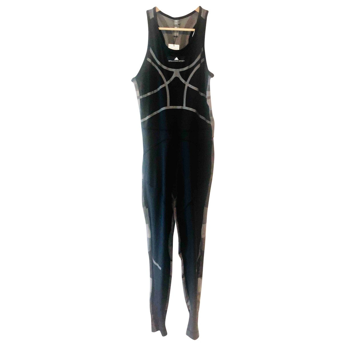 Stella Mccartney Pour Adidas \N Jumpsuit in  Grau Polyester