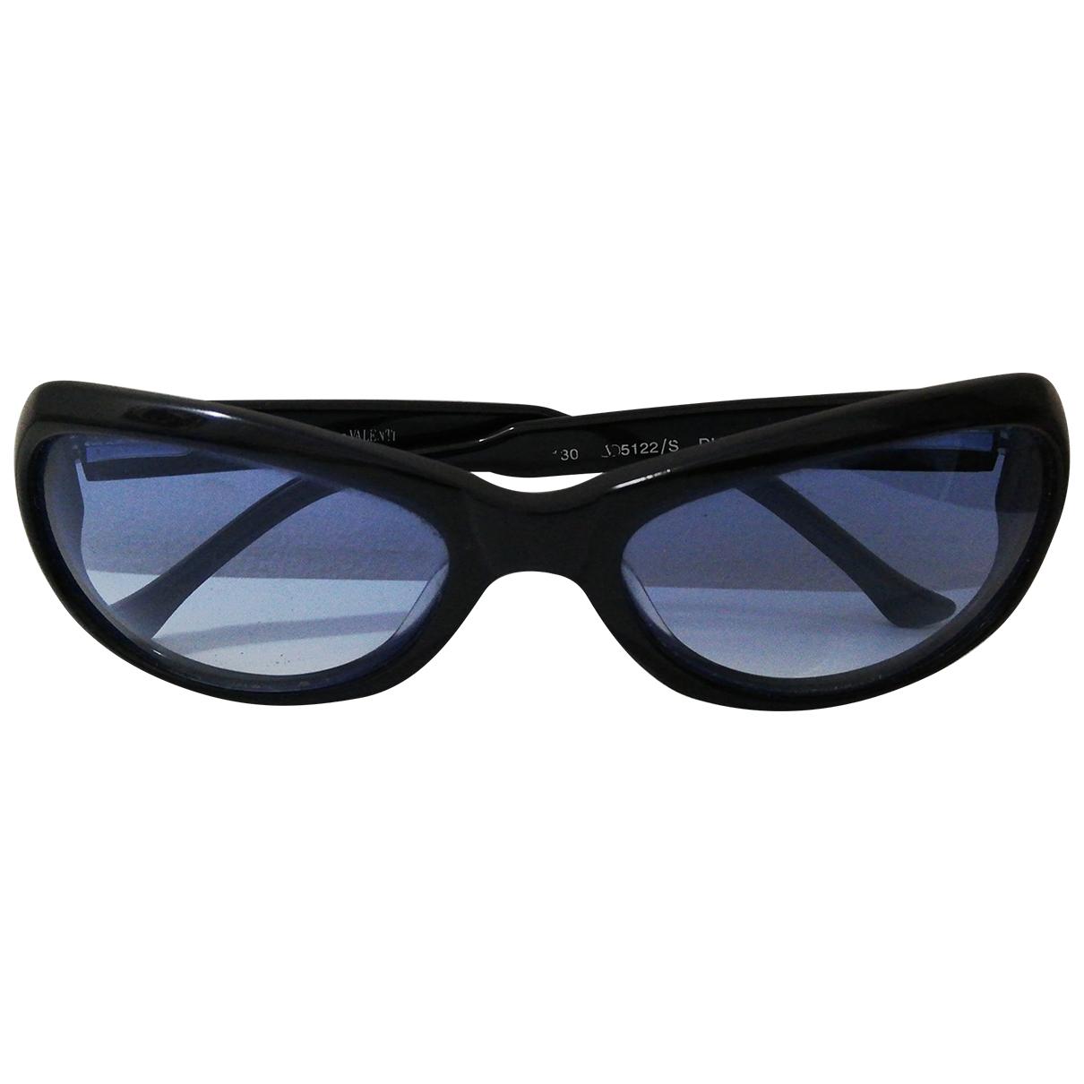 Valentino Garavani - Lunettes   pour femme en autre - noir