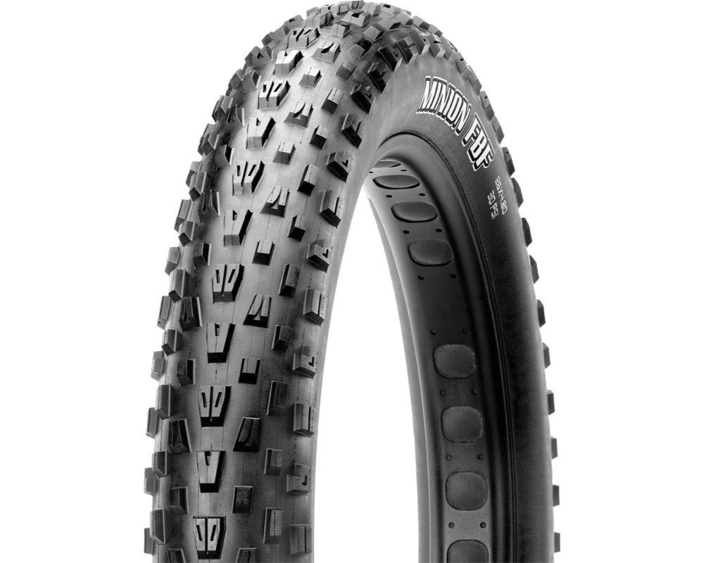 Maxxis Tire ETB72662000 Minion FBF Tire 26 X4.80 DC TT Folding