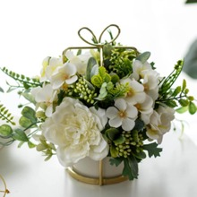 1 Strauss Kuenstliche Blume