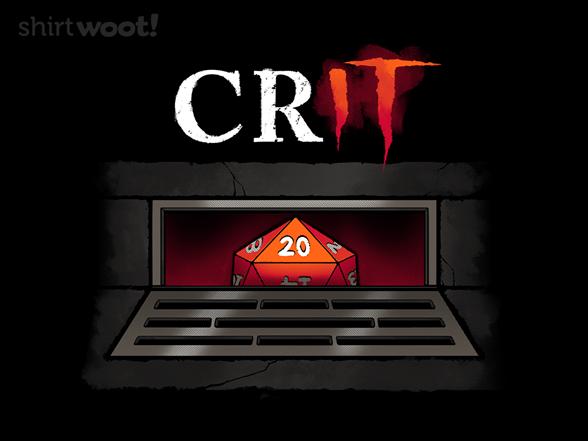 Crit T Shirt