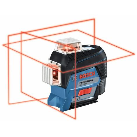 Bosch 360 Degree Connected Three-Plane Leveling and Alignment-Line Laser