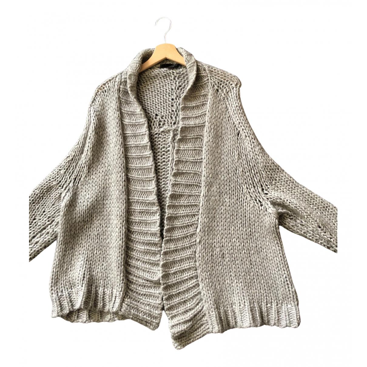 Alexander Wang N Beige Silk Knitwear for Women 36 FR