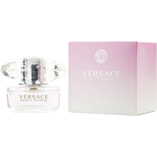 Versace - Bright Crystal : Deodorant Spray 1.7 Oz / 50 ml