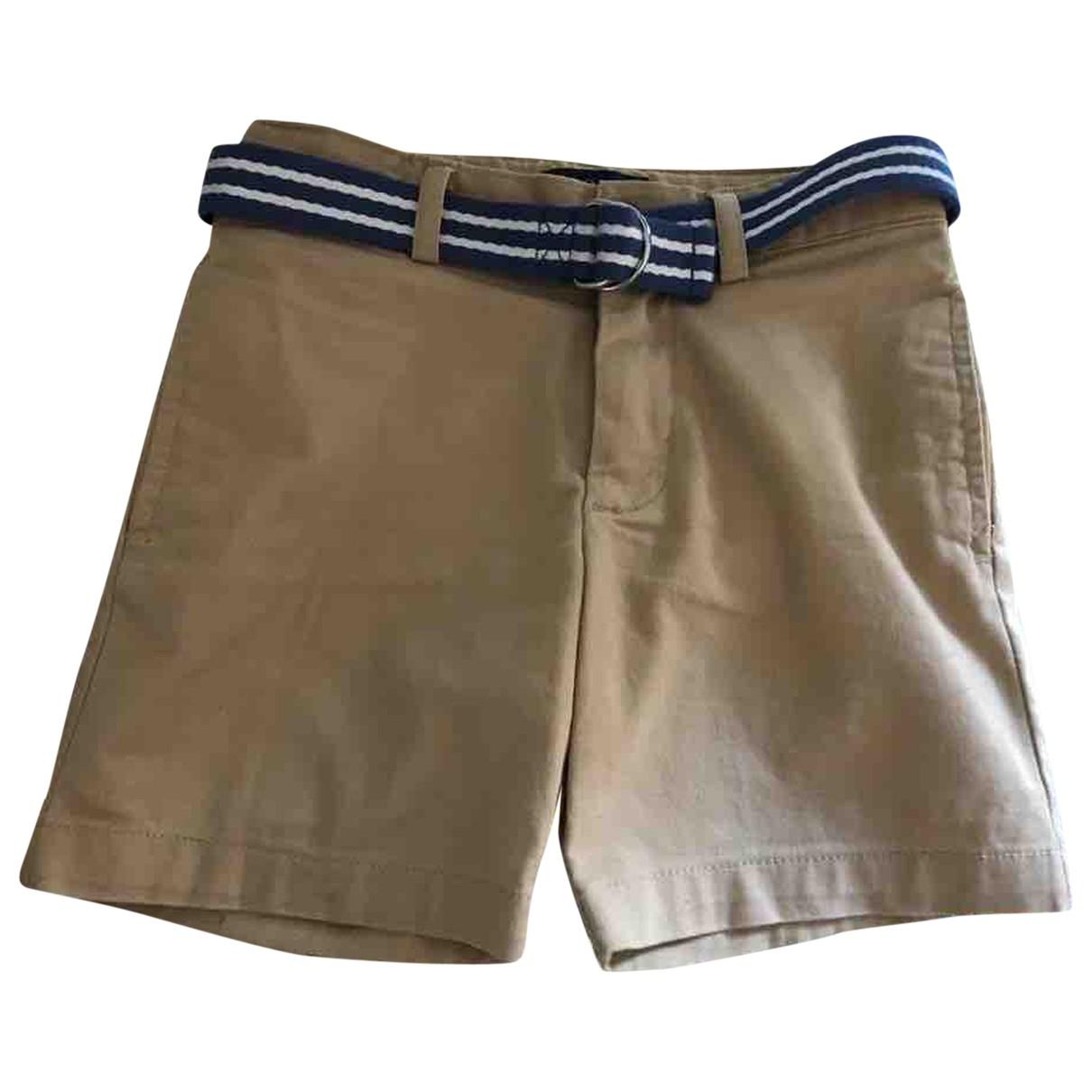 Polo Ralph Lauren \N Shorts in  Beige Baumwolle