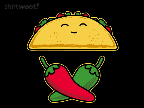 Jolly Taco T Shirt