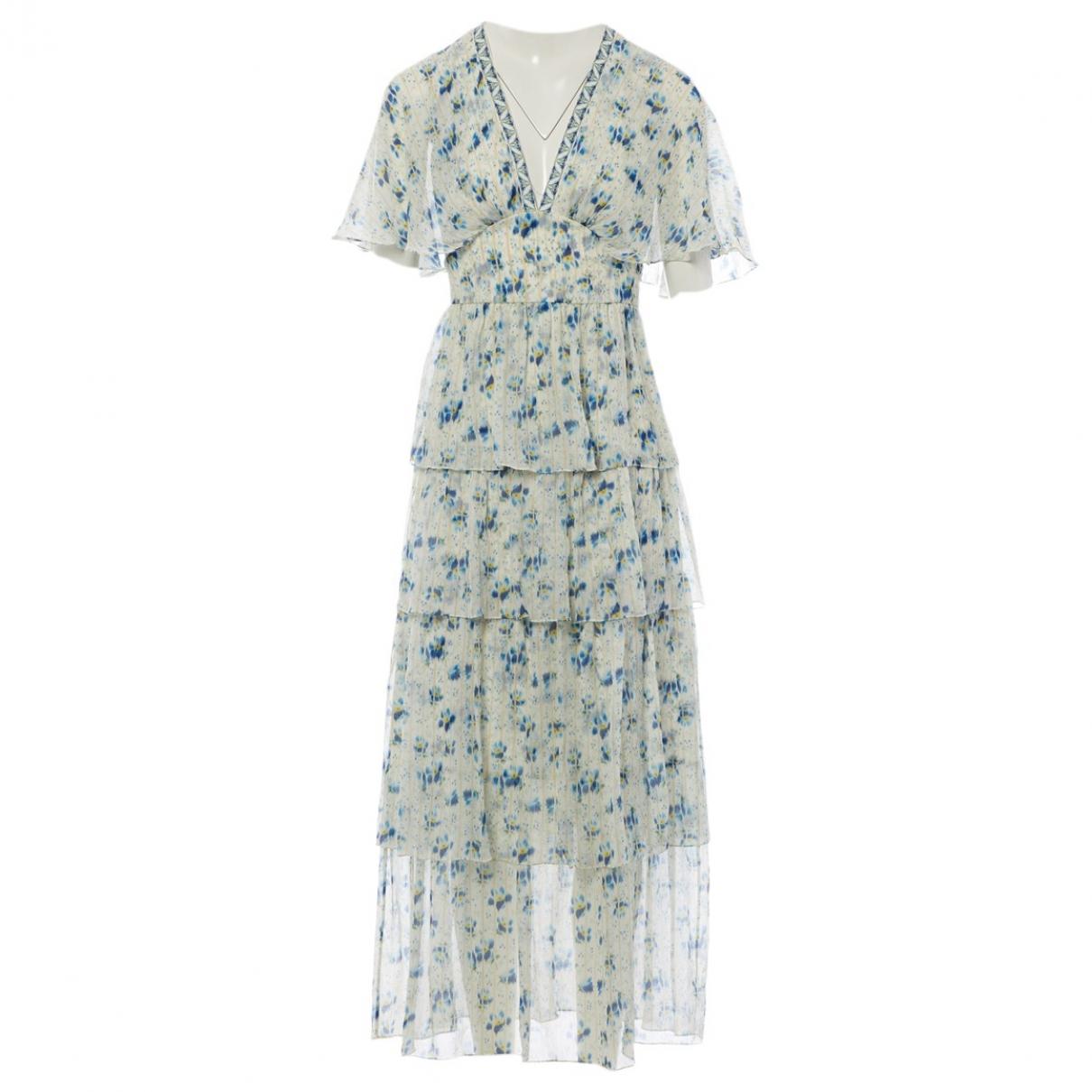 Vilshenko \N Kleid in  Bunt Seide