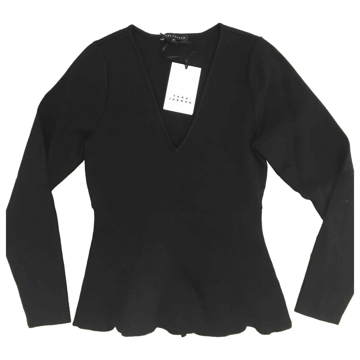 Tara Jarmon \N Black Knitwear for Women 36 FR