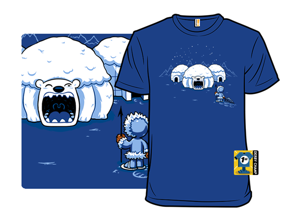 The Hungry Igloo T Shirt