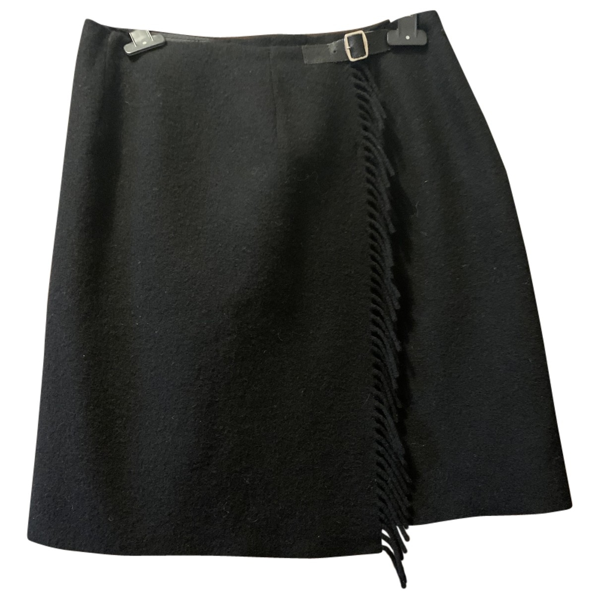 Mackintosh \N Rocke in  Schwarz Wolle
