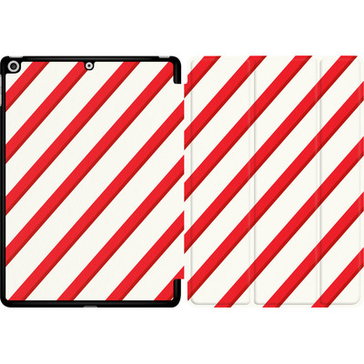 Apple iPad 9.7 (2018) Tablet Smart Case - Candy Cane von caseable Specials