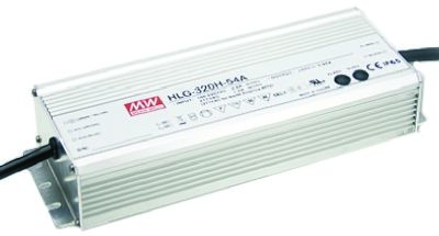 Mean Well Constant Voltage LED Driver 321.6W 48V