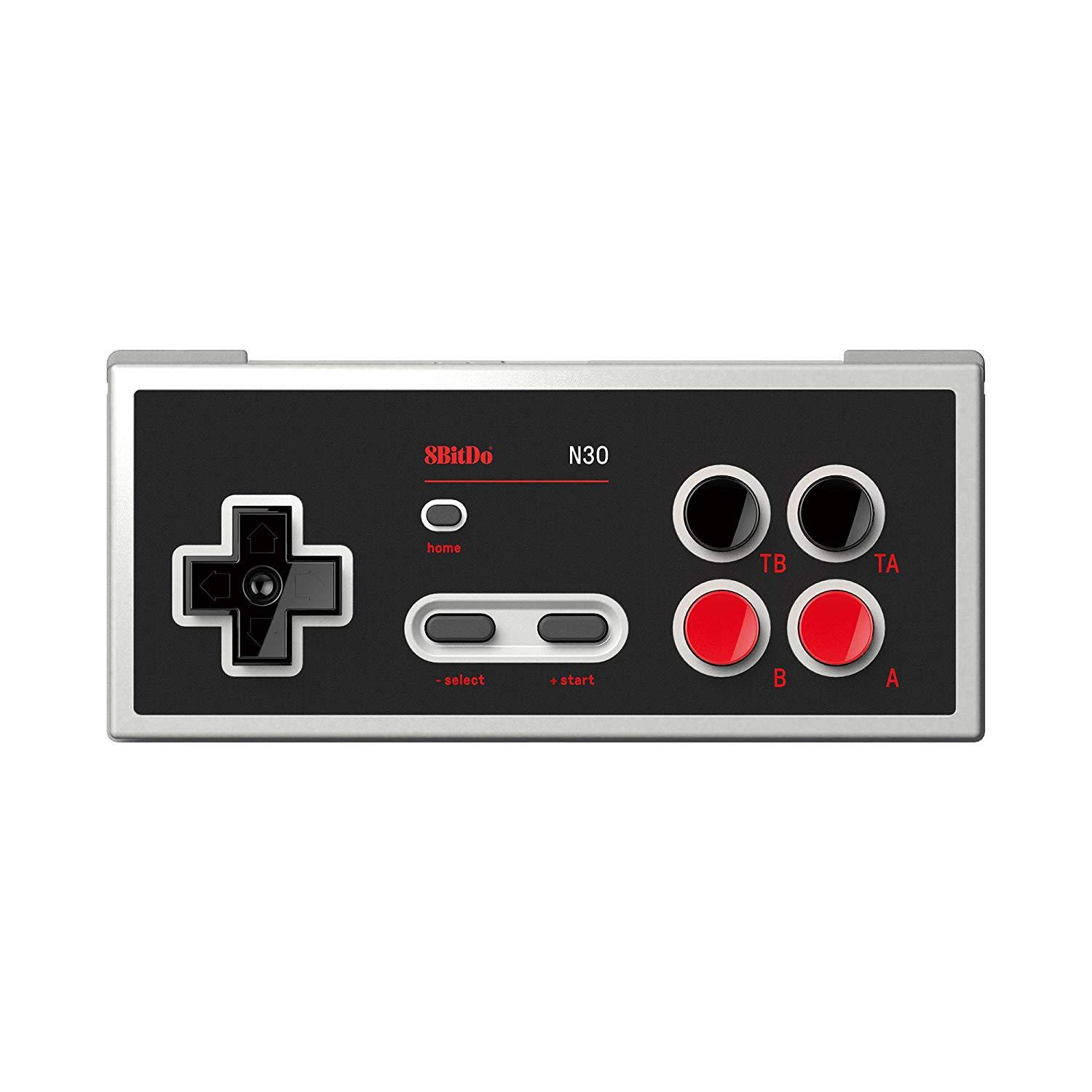 8Bitdo N30 NS Version Wireless bluetooth Gamepad Game Controller for Switch Online Games
