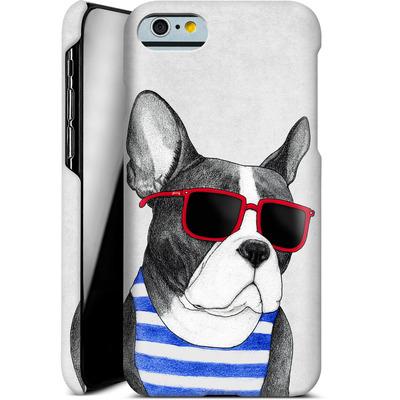 Apple iPhone 6 Smartphone Huelle - Frenchie Summer Style von Barruf