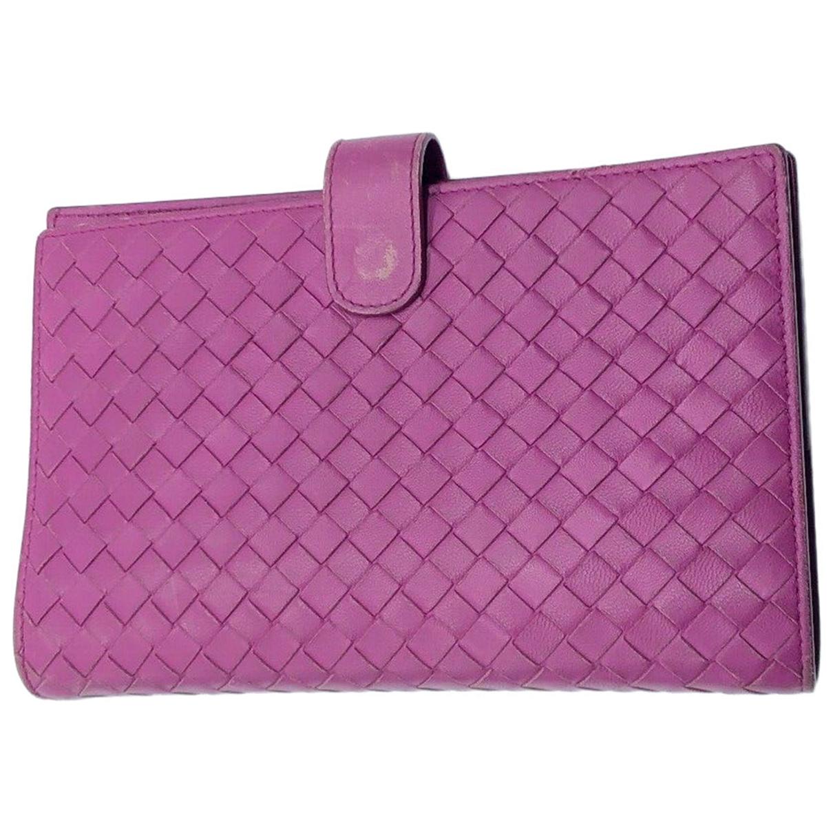Bottega Veneta - Objets & Deco   pour lifestyle en cuir - violet