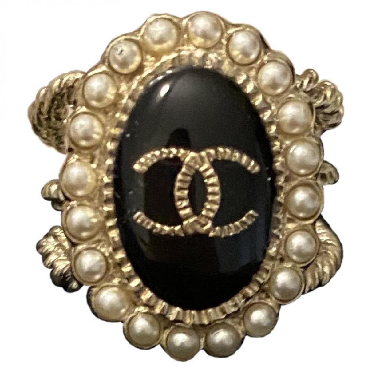 Anillo Chanel