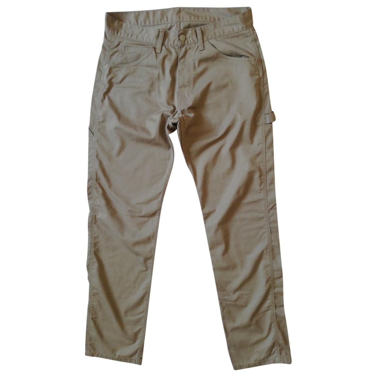 Pantalones en Algodon Carhartt