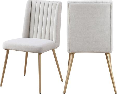 932CREAM-C Eleanor Dining Chair (Set of