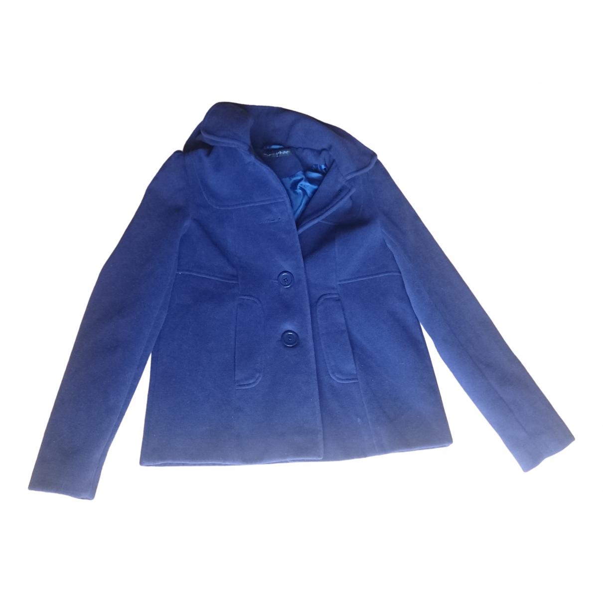 Miss Selfridge - Manteau   pour femme - marine