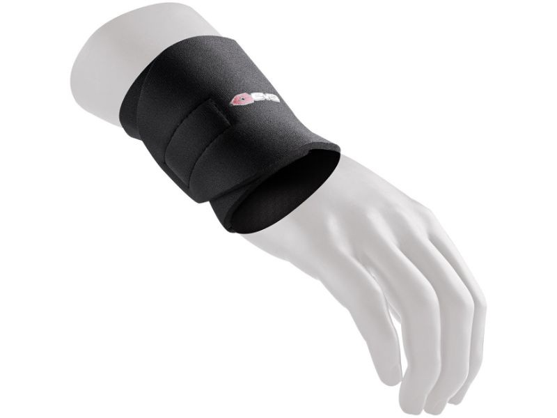 EVS WS03 Black Adult WS03 Wrist Brace One Size